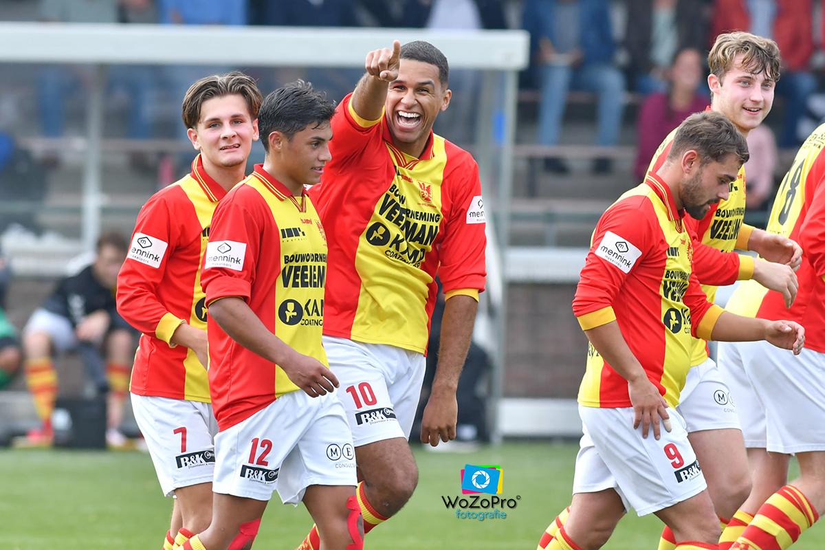 csv Apeldoorn start competitie met overwinning
