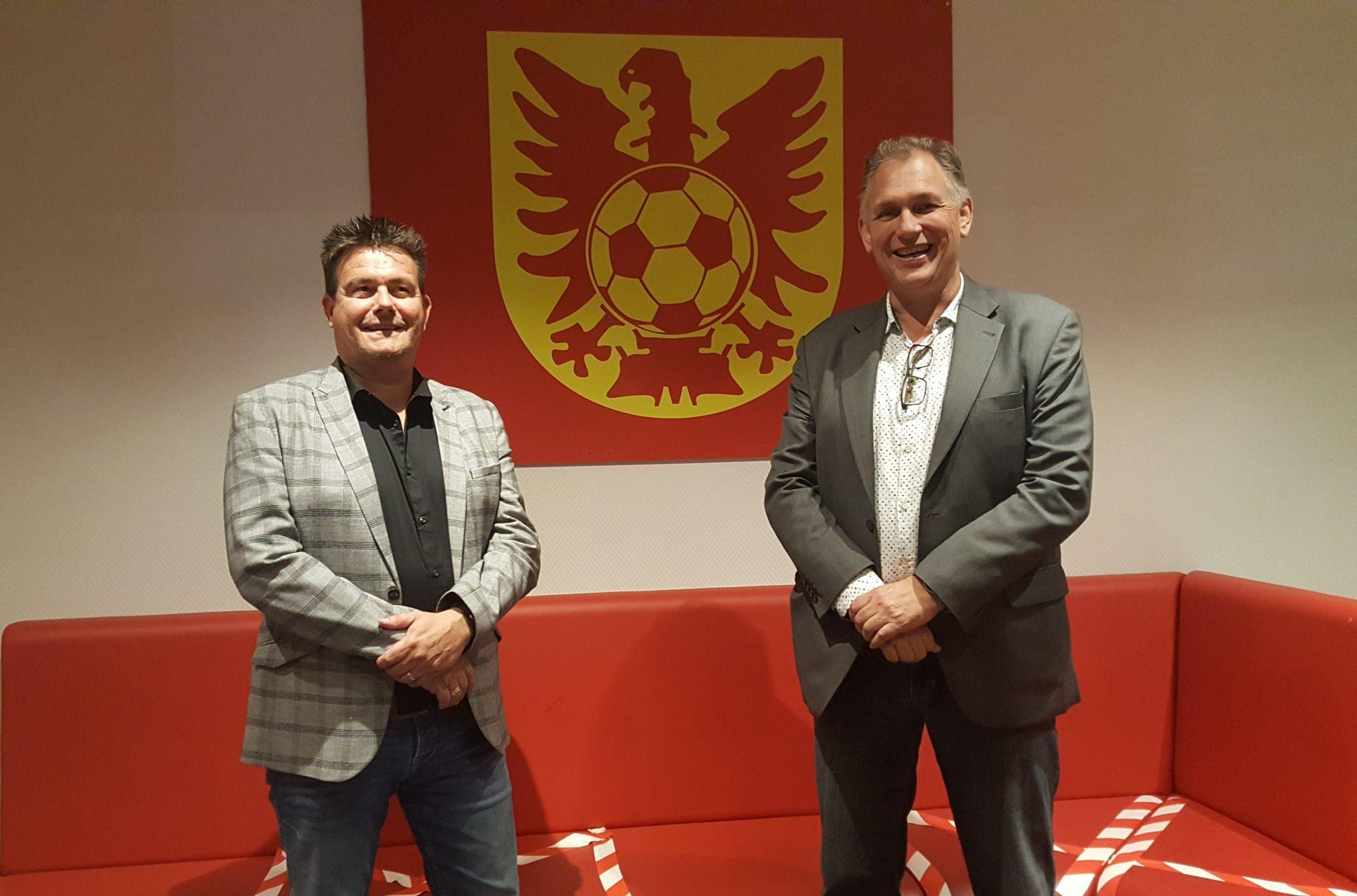 Jan Veeneman nieuwe voorzitter, Johan Wind nieuwe jeugdvoorzitter