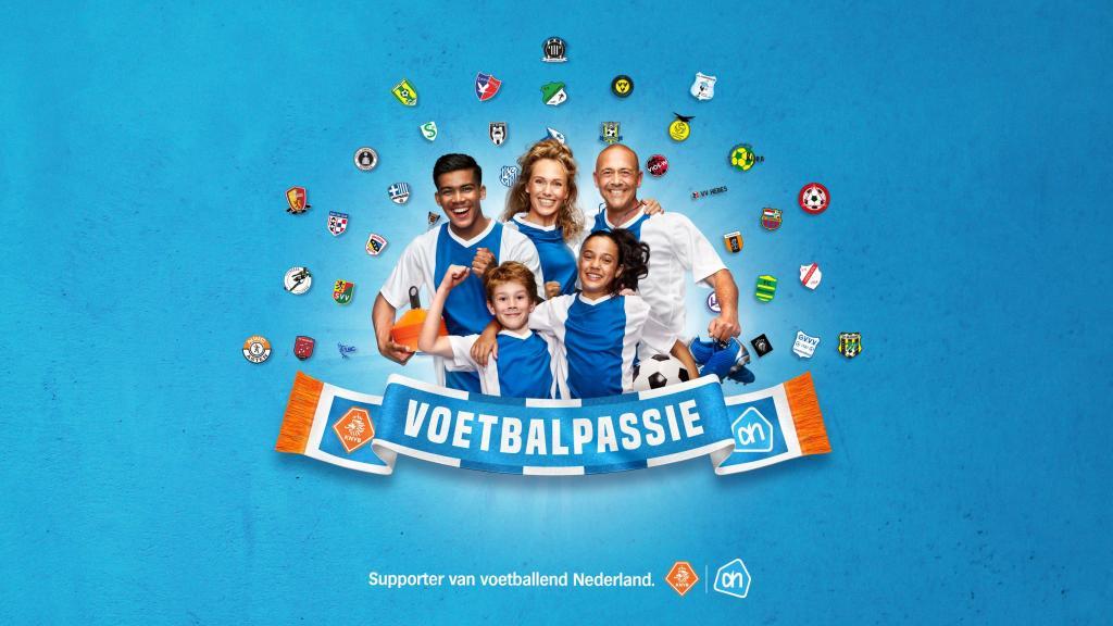 Voetbalpassie: Spaar bij AH voor csv Apeldoorn