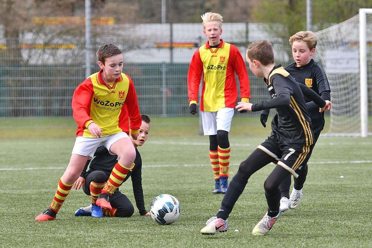 Jeugdopleiding csv Apeldoorn met 43 teams competitie in!
