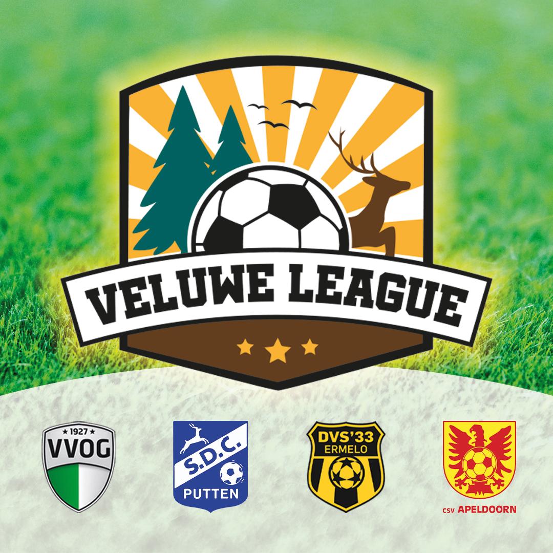 Geen Veluwe League dit jaar