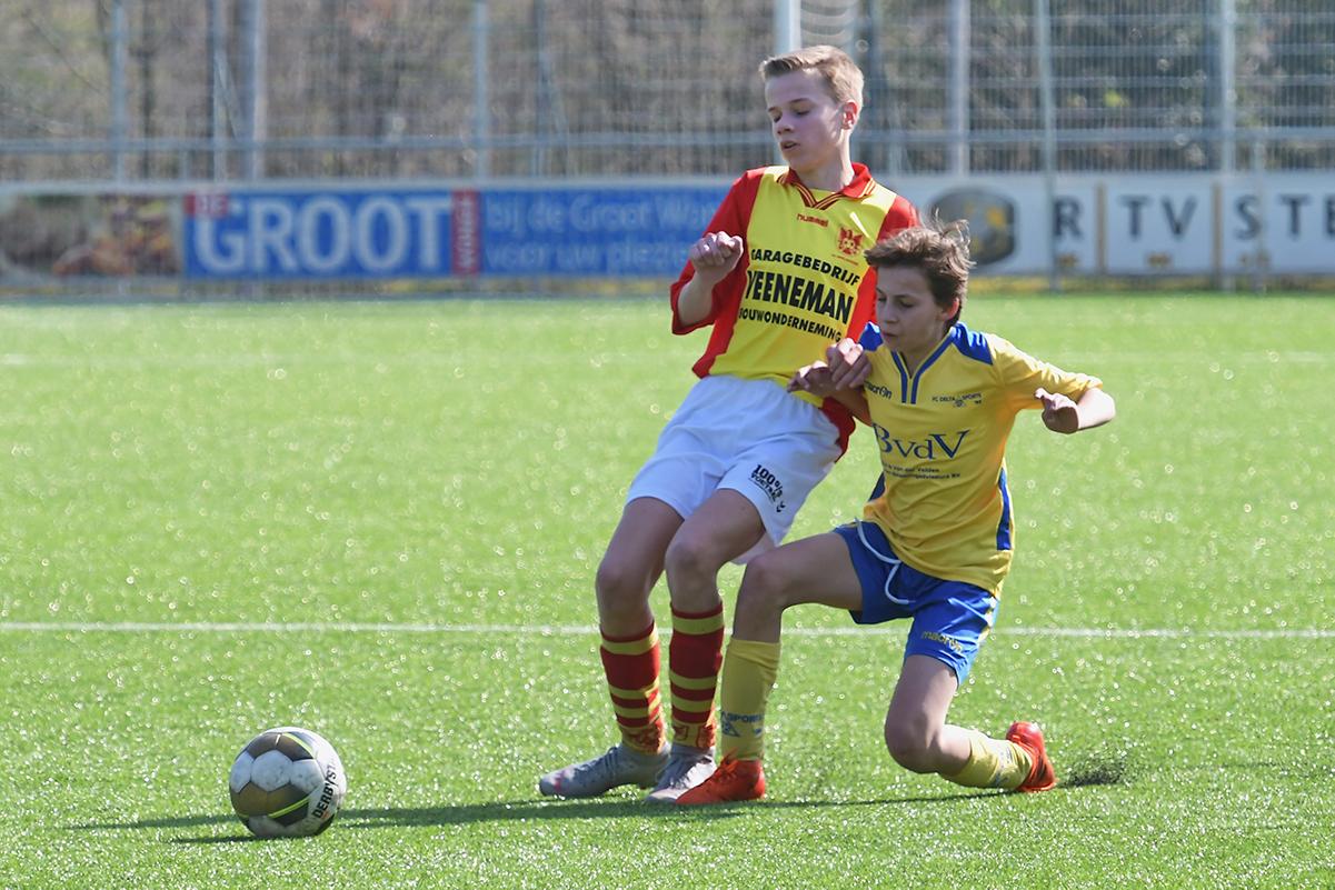 csv Apeldoorn zoekt trainer voor JO14-1 op divisieniveau