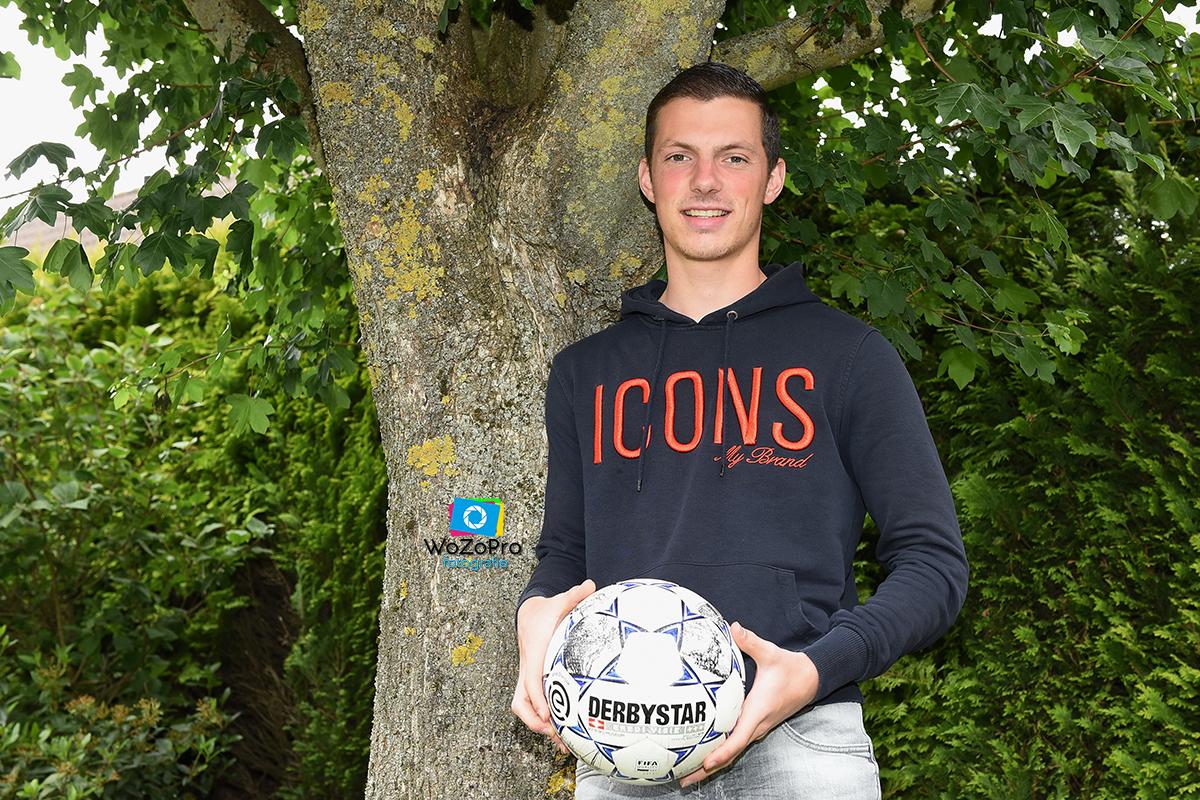Niek Meijer stopt voorlopig met voetballen