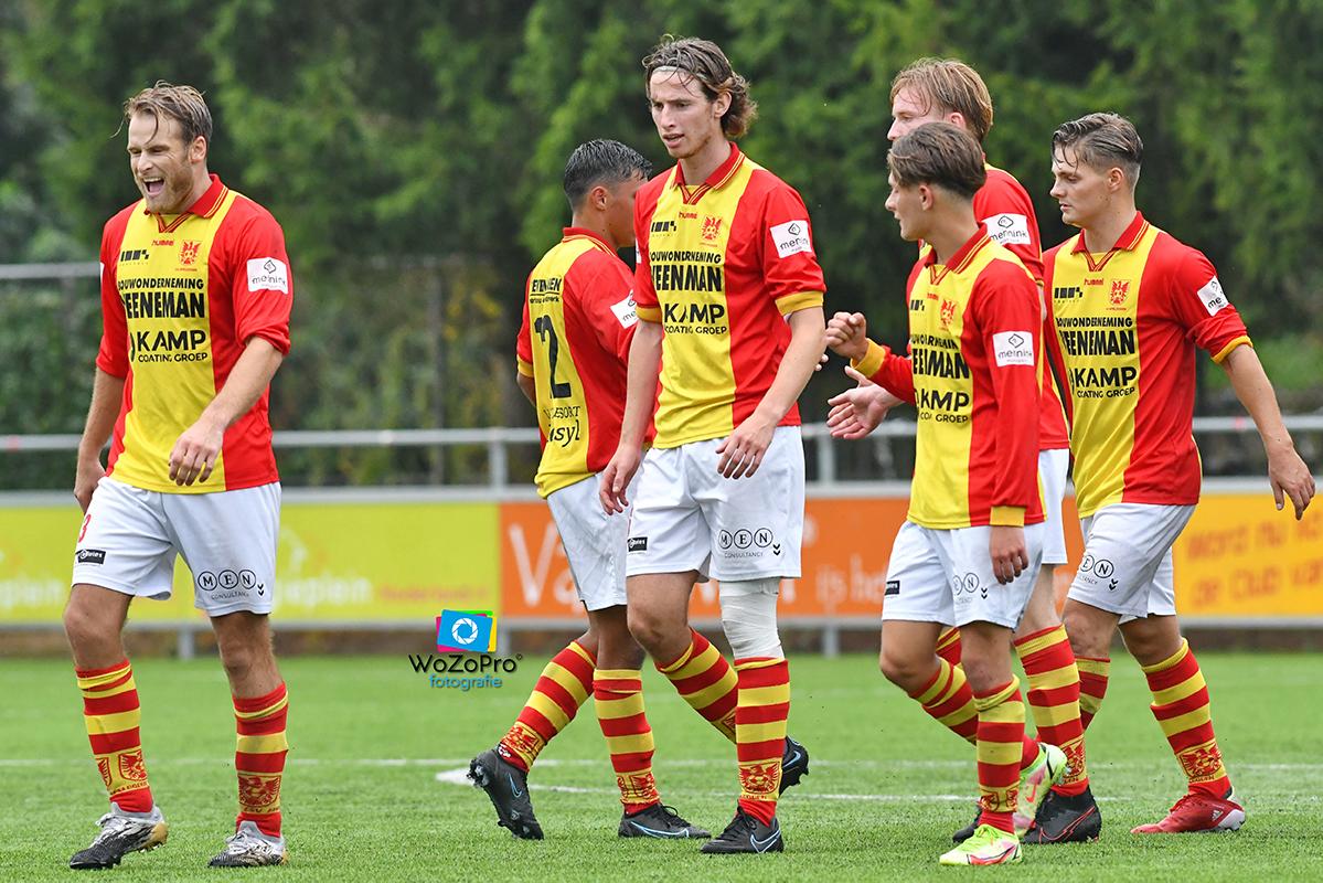 csv Apeldoorn speelt laatste groepswedstrijd tegen Alverna